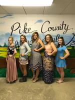 2017 Pike County Fair Court