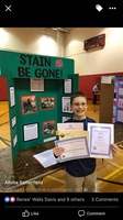 Western Elementary Student Qualifies for State Science Fair