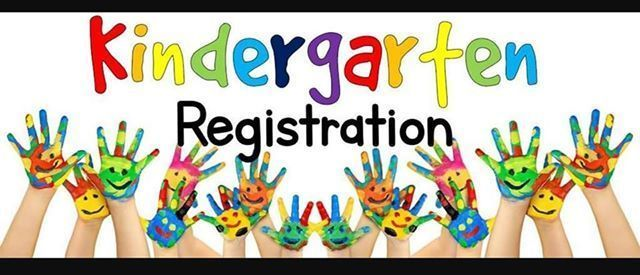 Western Primary Kindergarten Registration
