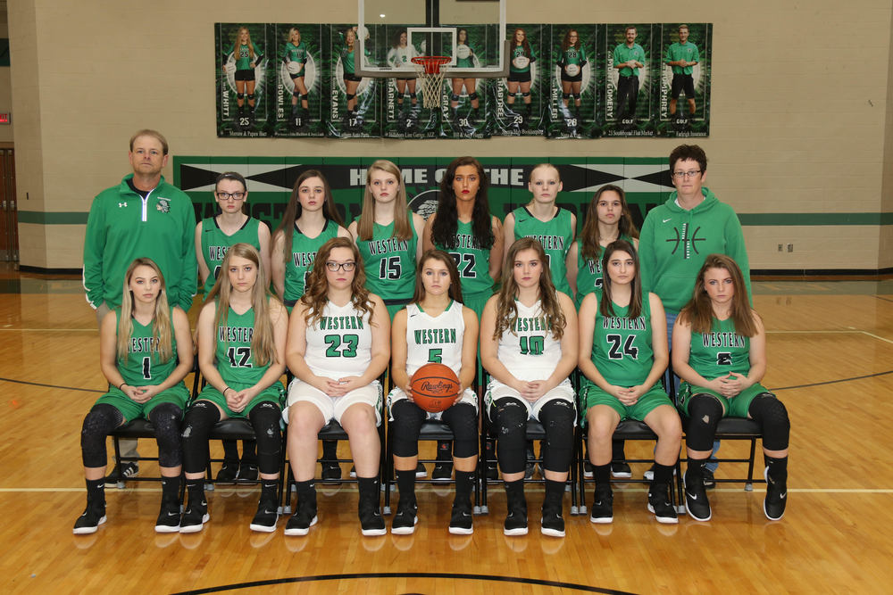 Lady Indians Basketball