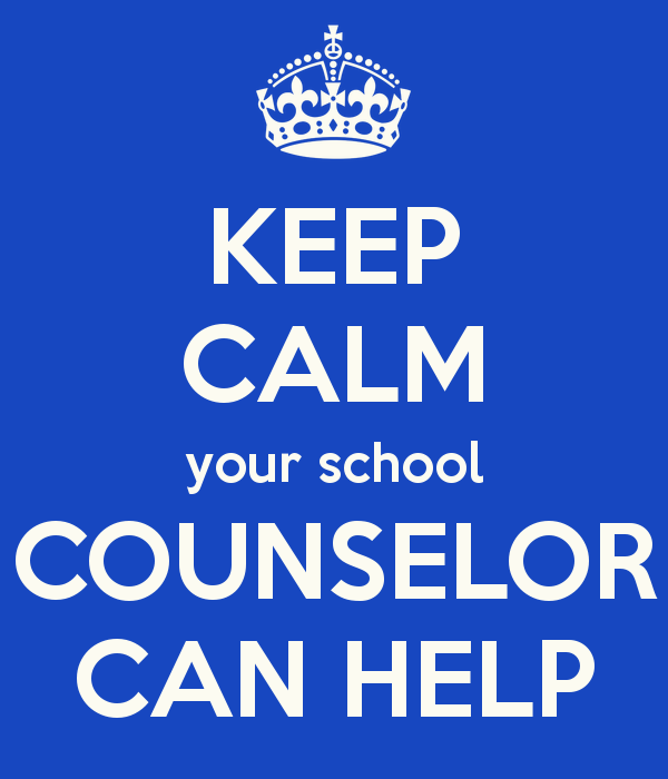 Guidance Counselor Contact Page