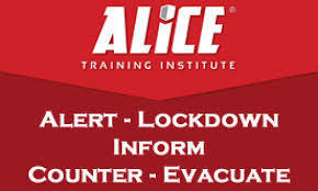 ALICE Safety Training for Students